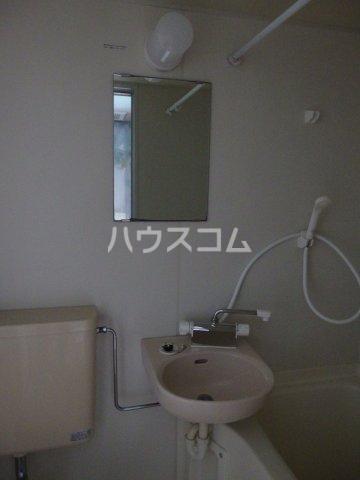 メゾン高幡 306号室の洗面所