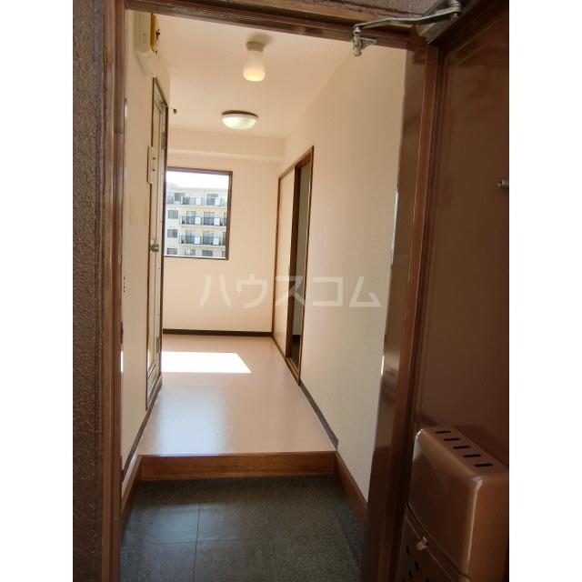 メゾン高幡 306号室の玄関