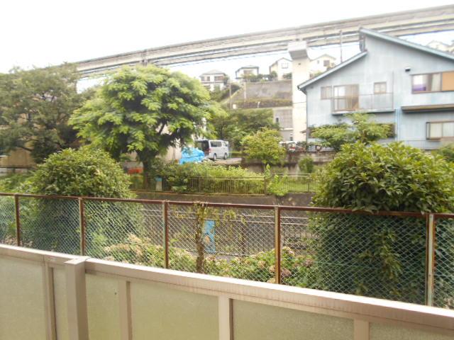 第1スザキハイツ 103号室の景色