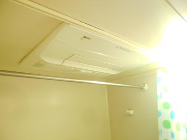 サンドルフ多摩 206号室の風呂