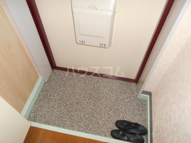 エトワール永山 201号室の玄関