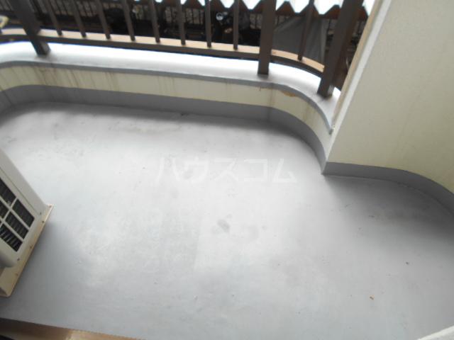 エトワール永山 201号室のバルコニー