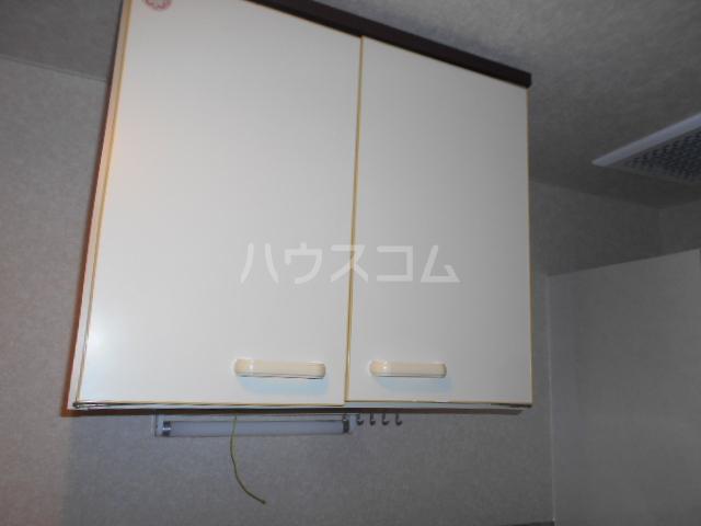 エトワール永山 201号室のキッチン