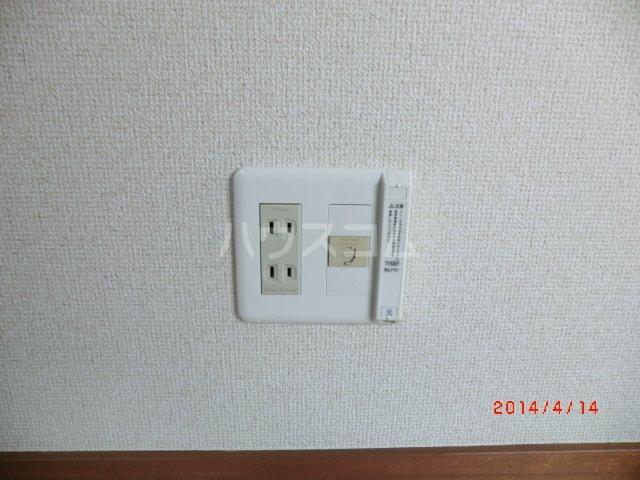 峰岸コーポ 202号室の設備