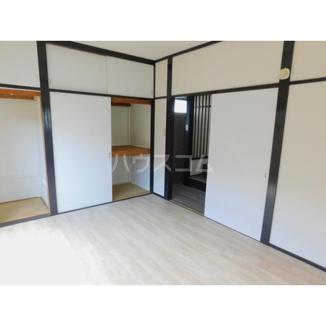 田中貸家の居室