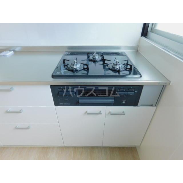 田中貸家のキッチン
