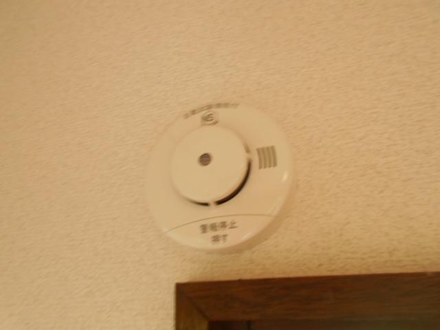 ゆたかハイツ 202号室のセキュリティ