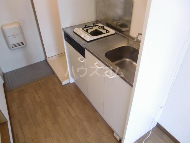エステートアイ 205号室のキッチン