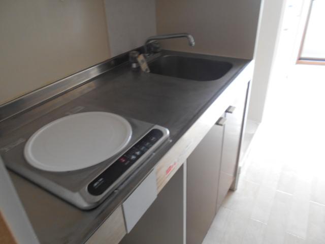 リヴェール多摩センター 506号室のキッチン