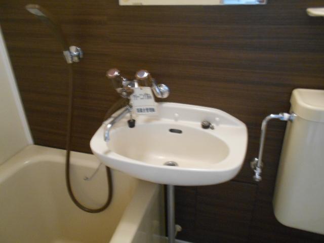 リヴェール多摩センター 506号室の洗面所