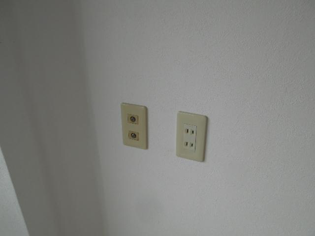 リヴェール多摩センター 506号室のセキュリティ