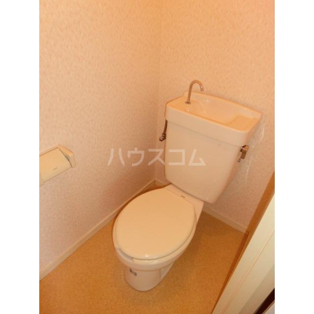 ドリームハイツ 103号室のトイレ