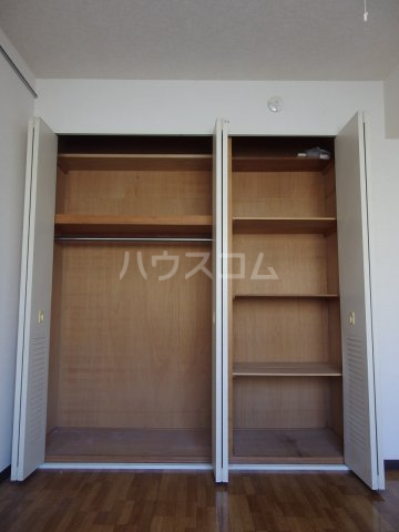 ロータスハイム 301号室の収納