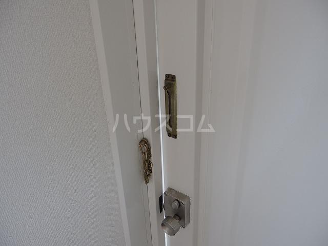 ヤングライフ霞ヶ関 302号室のセキュリティ