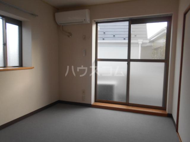 ハイツ・シゲノブC 201号室のリビング