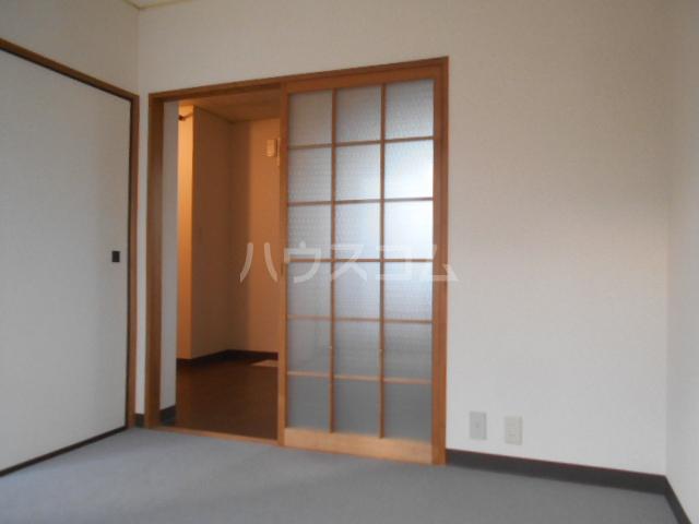 ハイツ・シゲノブC 201号室の居室