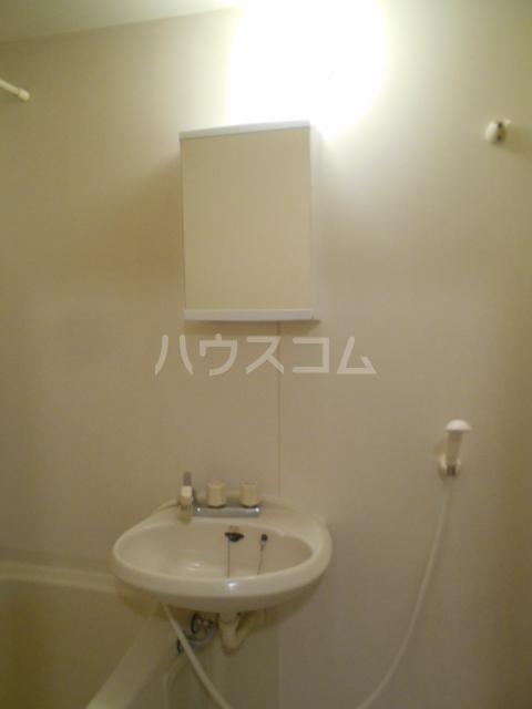 ハイツ・シゲノブC 201号室の洗面所