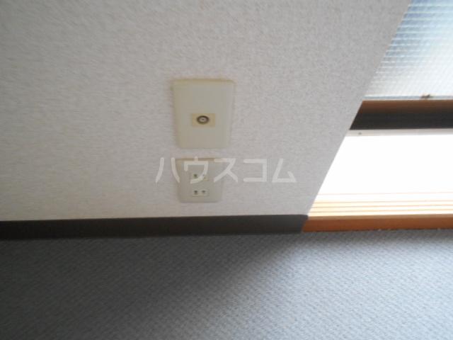 ハイツ・シゲノブC 201号室の設備