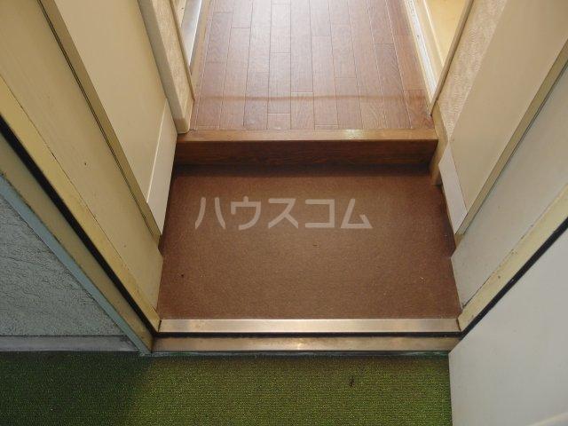 ウィステリア多摩センター 105号室の玄関