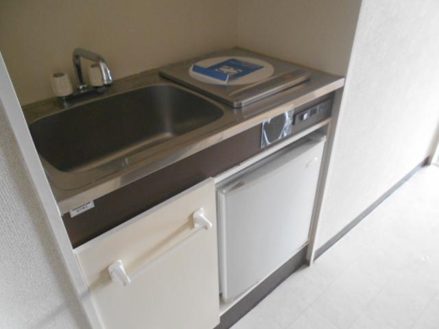 ウィステリア多摩センター 306号室のキッチン