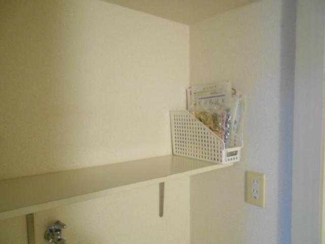 ウィステリア多摩センター 306号室の洗面所