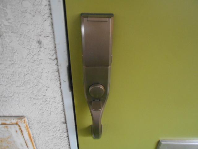 ウィステリア多摩センター 306号室の玄関