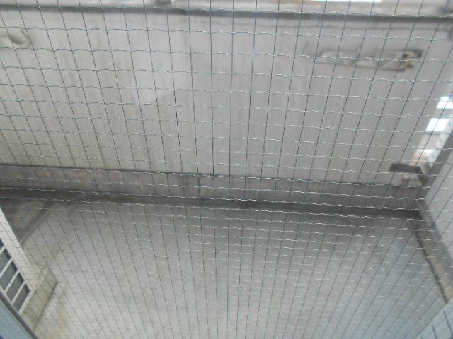 ウィステリア多摩センター 306号室のバルコニー