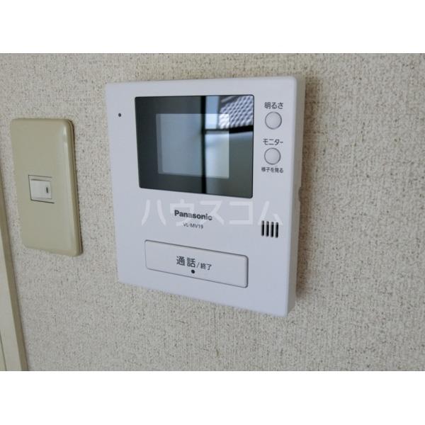 クレールハイムC 305号室のセキュリティ