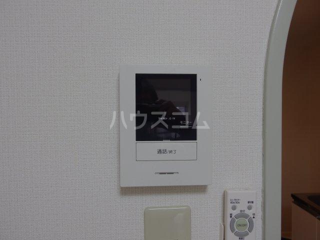 ウィンド聖蹟桜ヶ丘 503号室のセキュリティ