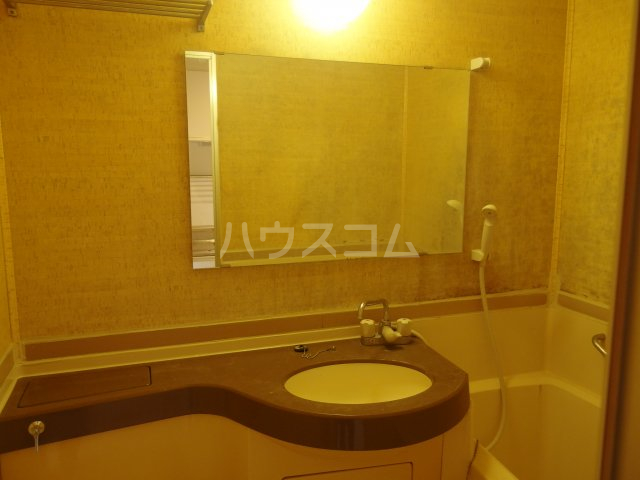 ウィンド聖蹟桜ヶ丘 503号室の洗面所