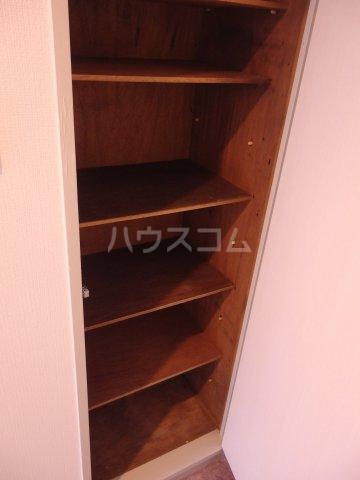 ウィンド聖蹟桜ヶ丘 503号室の収納
