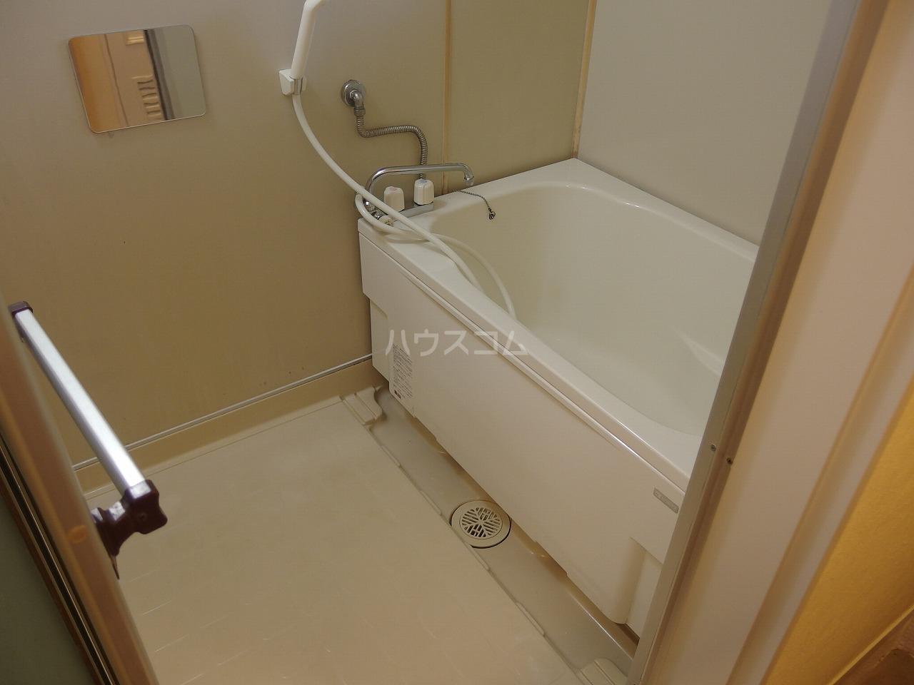 TAMA K'z BELL GARDEN C号室の風呂