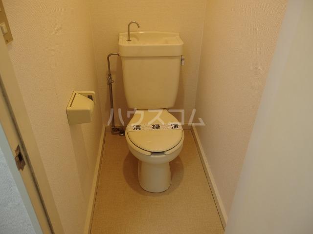 伊野ハイツ 105号室のトイレ