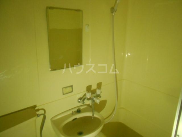 アベニューⅡ 504号室の洗面所