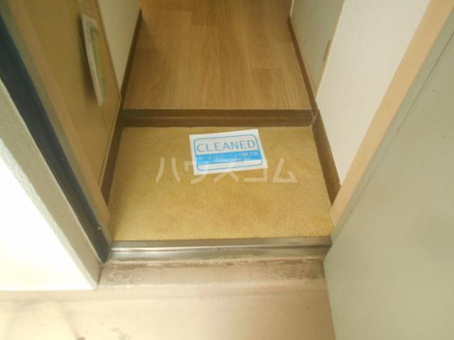 アベニューⅡ 504号室の玄関
