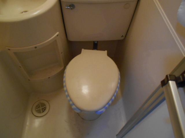 ホワイトウイングI・M 205号室のトイレ