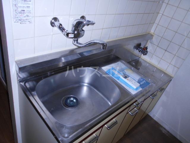 サンクチュアリーフォレスト 402号室のキッチン
