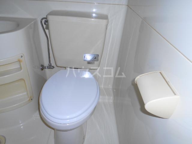 サンクチュアリーフォレスト 402号室のトイレ