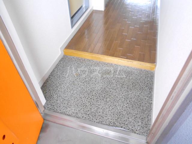 サンクチュアリーフォレスト 603号室の玄関