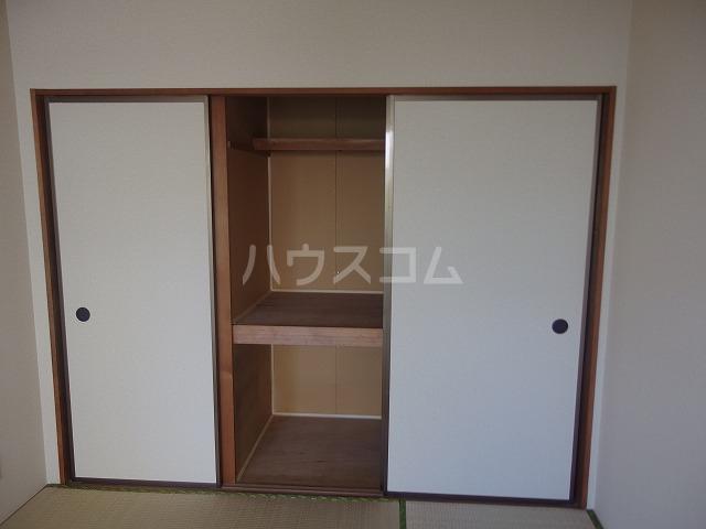 コーポアリセイ 202号室の収納