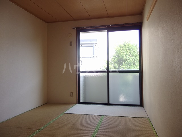 コーポアリセイ 202号室の居室