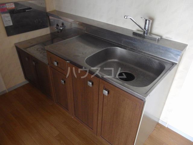 コーポアリセイ 202号室のキッチン
