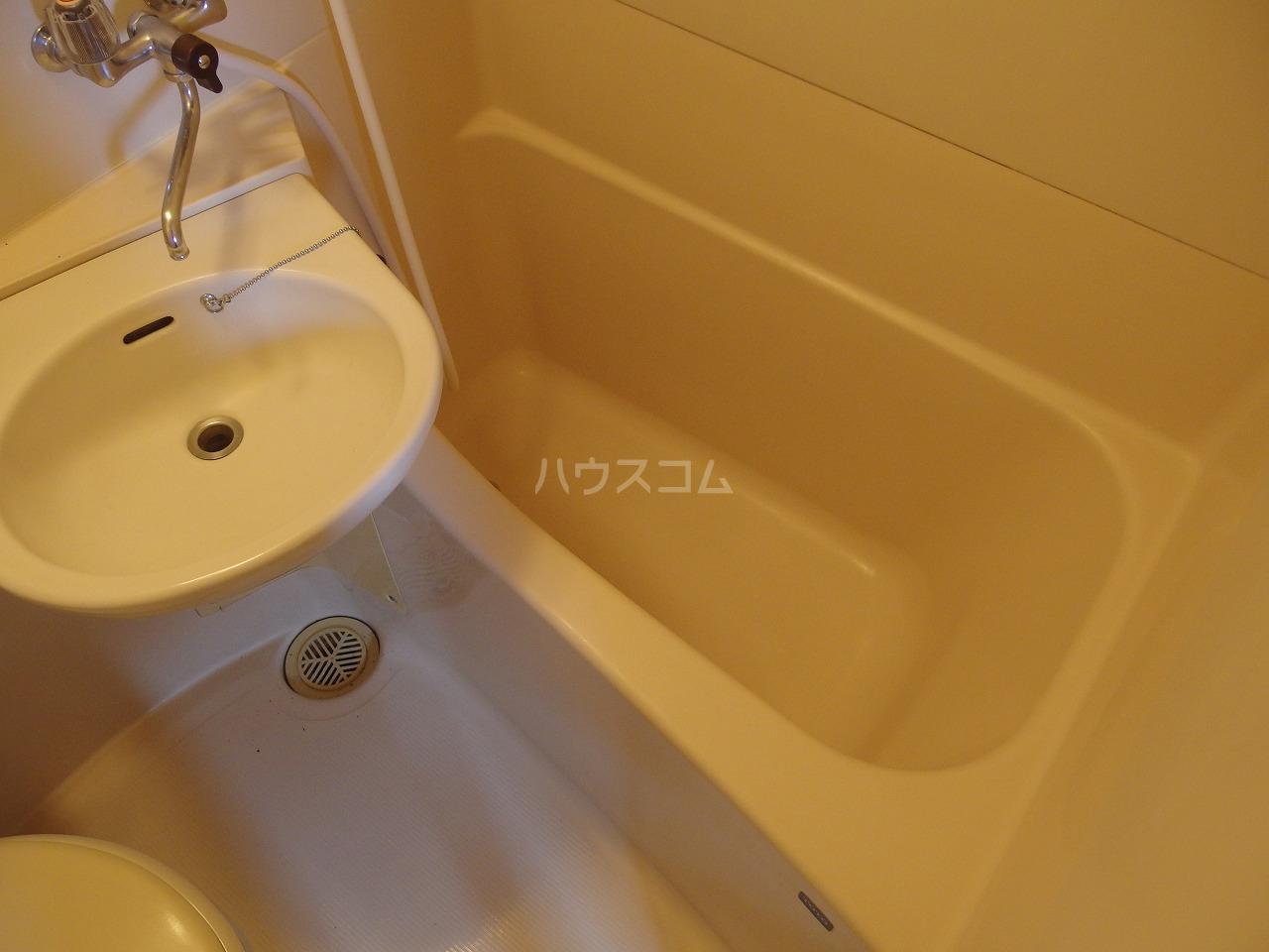 リバーサイド山王下 505号室の風呂