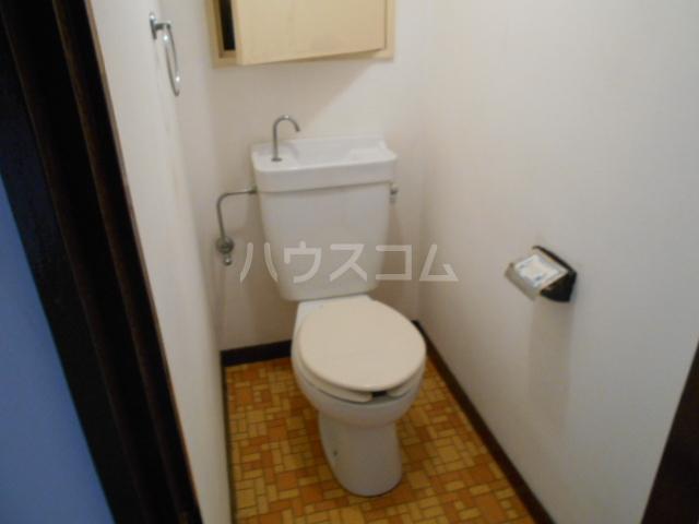 サンハイツ多摩 302号室のトイレ