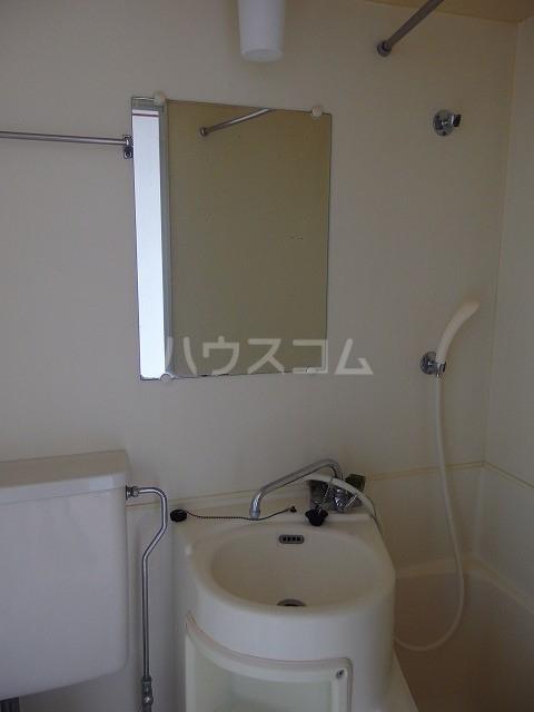 ルミネ豊ヶ丘 305号室の洗面所
