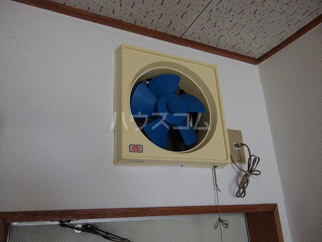ルミネ豊ヶ丘 305号室のキッチン
