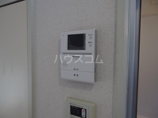 UトピアB棟 203号室のセキュリティ