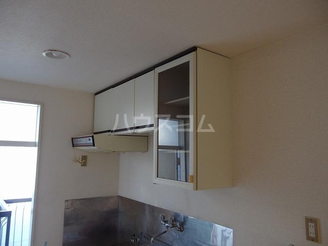 UトピアB棟 203号室のキッチン