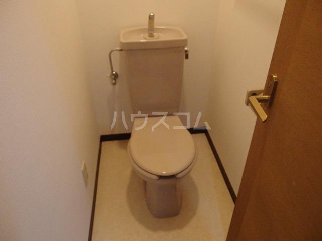 ハウスコヤマのトイレ