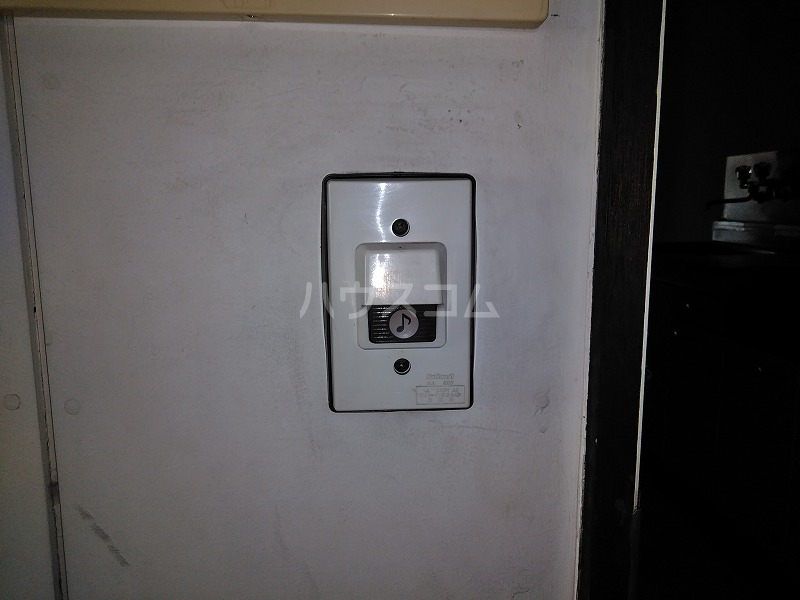 ハイム藤 202号室のセキュリティ